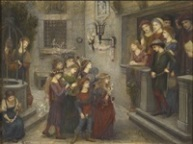marie-spartali-stillman-a-may-feast-at-the-house-of-folco-portinari-1274