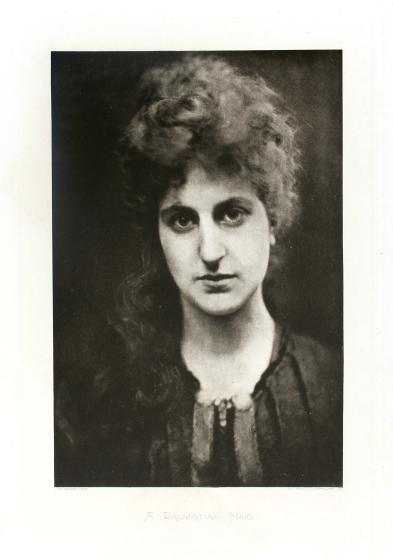 Christina Spartali, Marie's sister.N