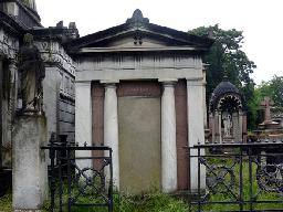 Spartali mausoleum West Norwood