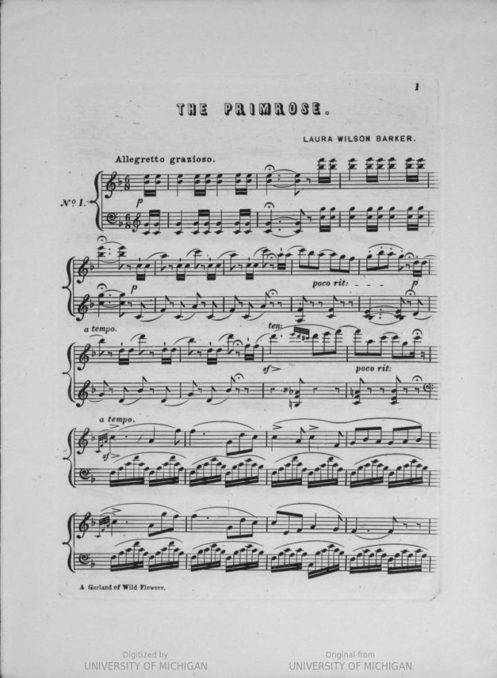 Laura Barker song