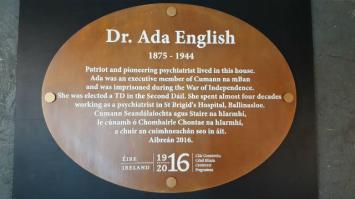 Ada plaque