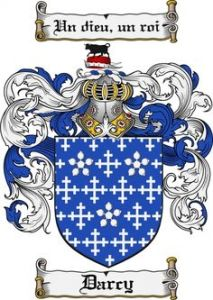 Darcy crest