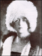Clare in Moscow 1920