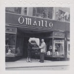 O'Maille's shop in Domonick Street where the Aran swaeters were first sold S