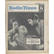 Siob 1962 Radio Times