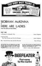 Siobhan here are ladies beef