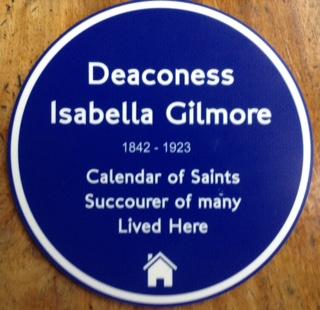 Isabela plaque
