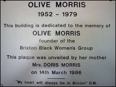 Olive plaque