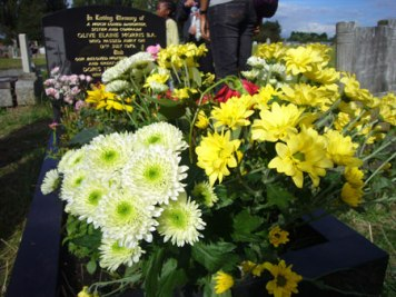 Olive's grave Streatham Park Cemetery