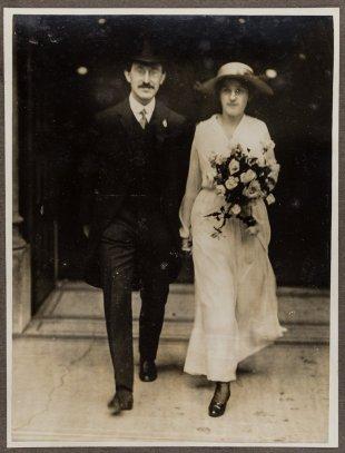 Elsie and Hugh