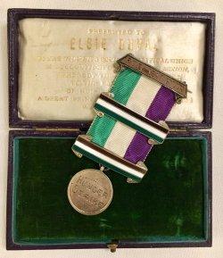 Elsie Duval medal