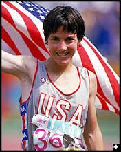 Joan benoit 1984 olympic marathon gold winner