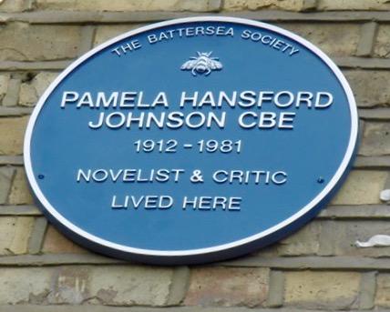 Pamela plaque