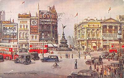 Bovril ad at Piccadilly