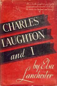 Elsa Charles Laughton and I
