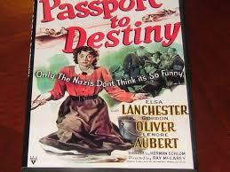 Elsa Passport to Destiny