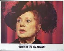 Elsa Terror in the Wax Museum
