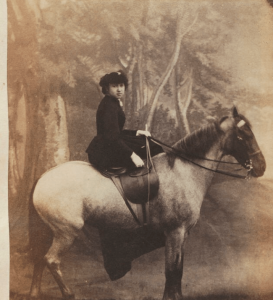 Annie de Rothschild sister of Constance Lady Battersea