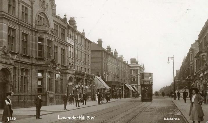 Lavender Hill 1911