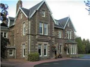 Castlebrae Auchterarder Perthshire Police Treatment Centre